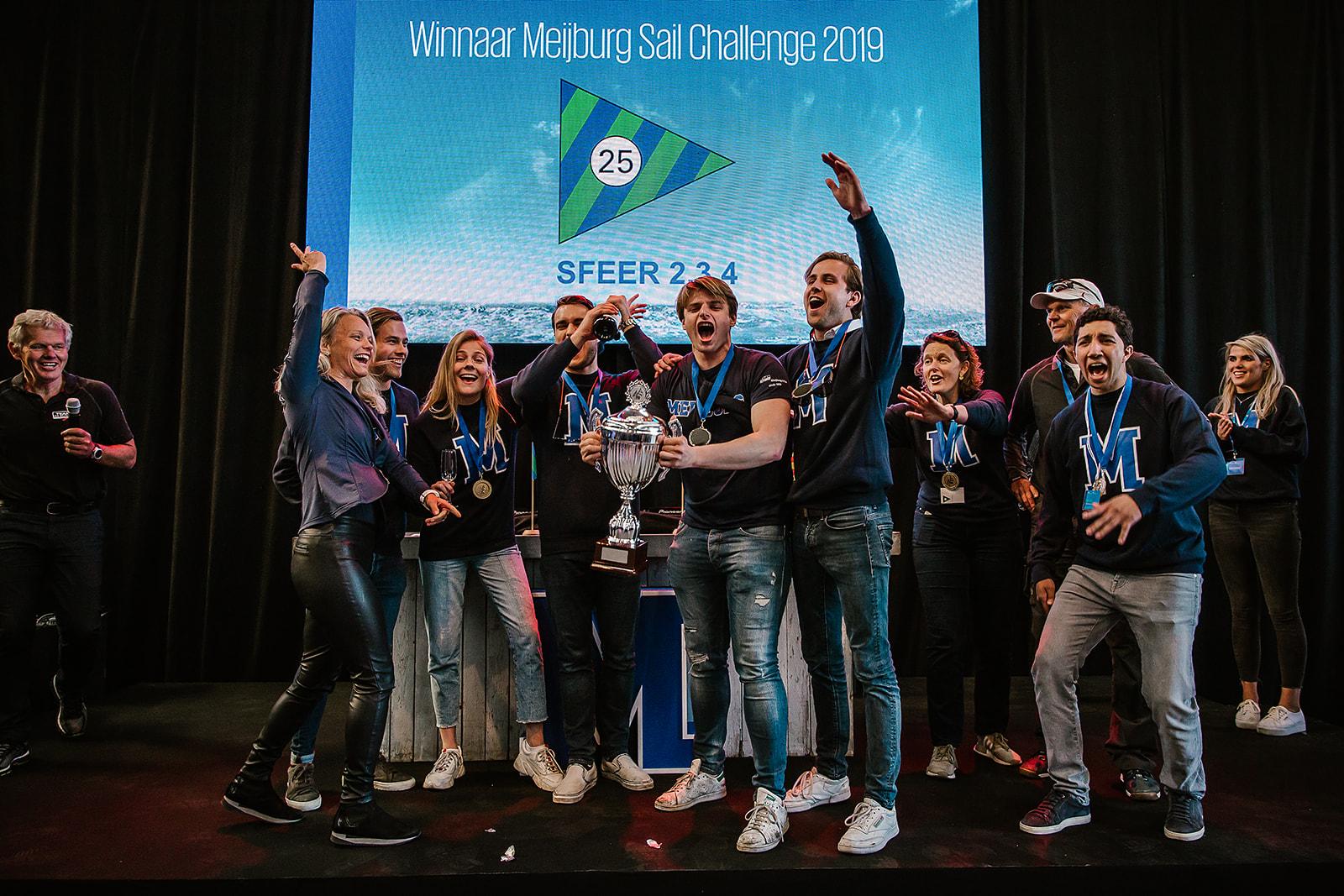 Meijburg Sail Challenge voor WO fiscale en notariële studenten
