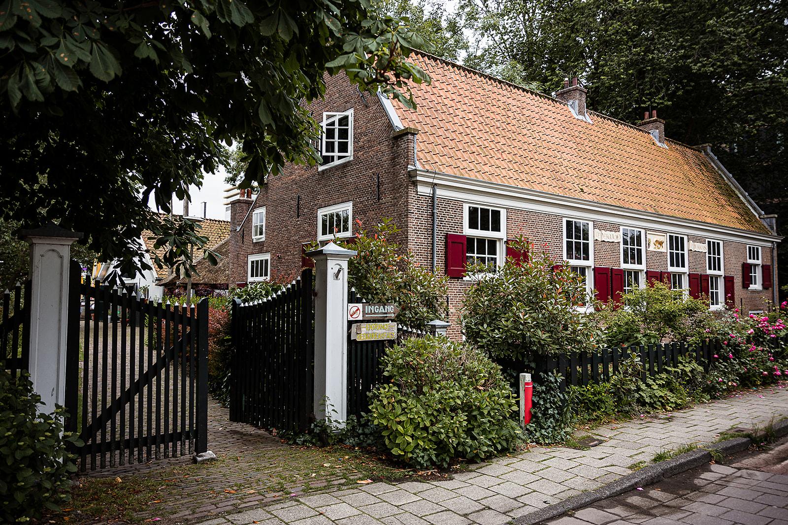 Trouwen bij De Vergulden Eenhoorn in Amsterdam