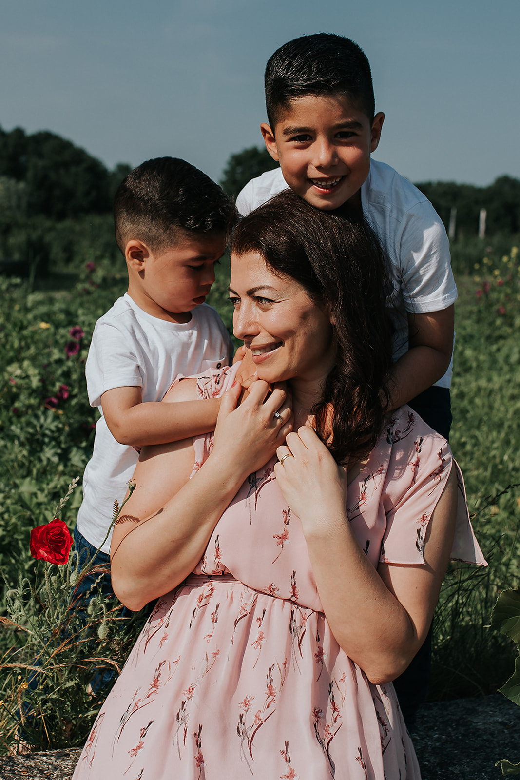 Een Lifestyle shoot voor moederdag