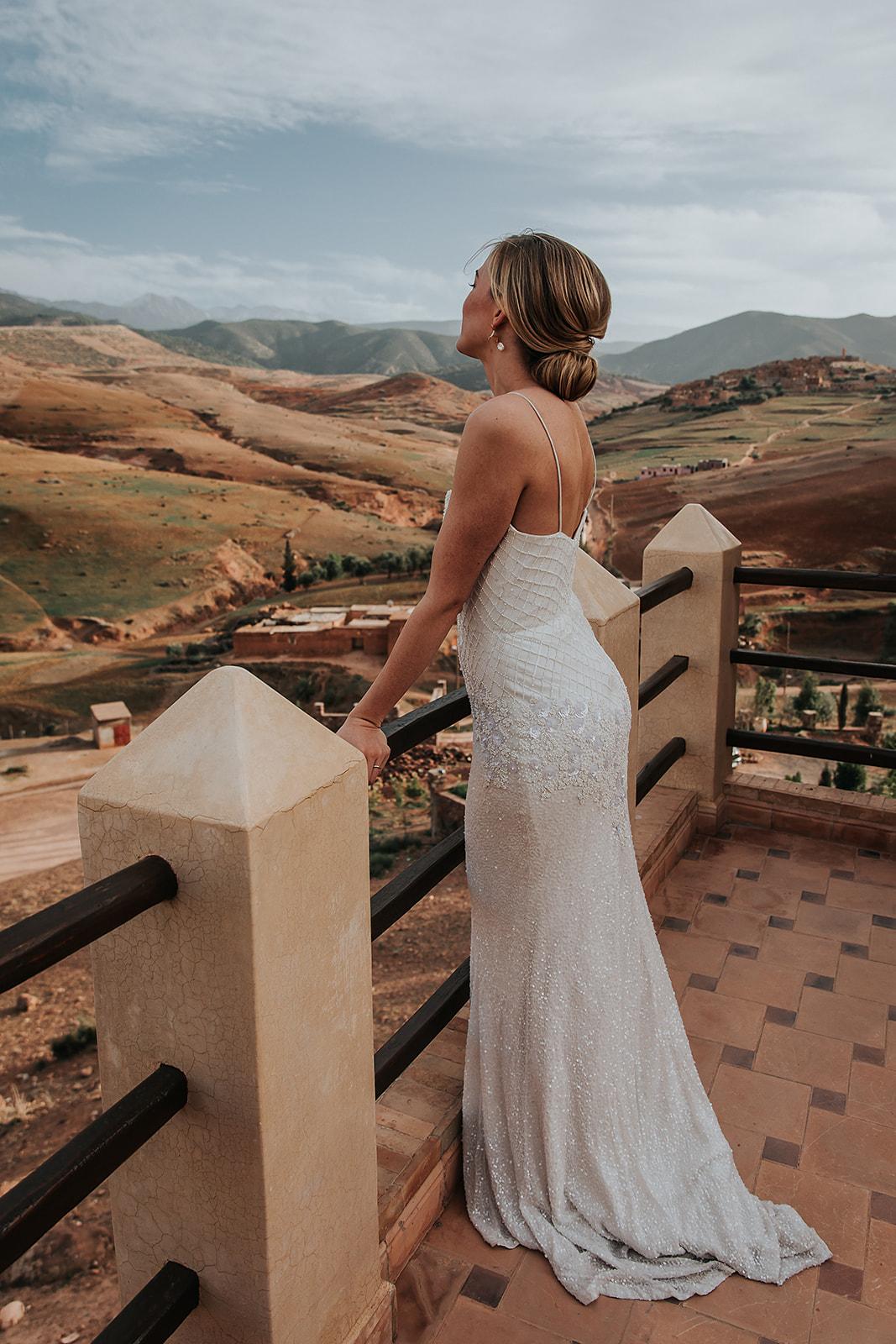 Styled Shoot in Marokko