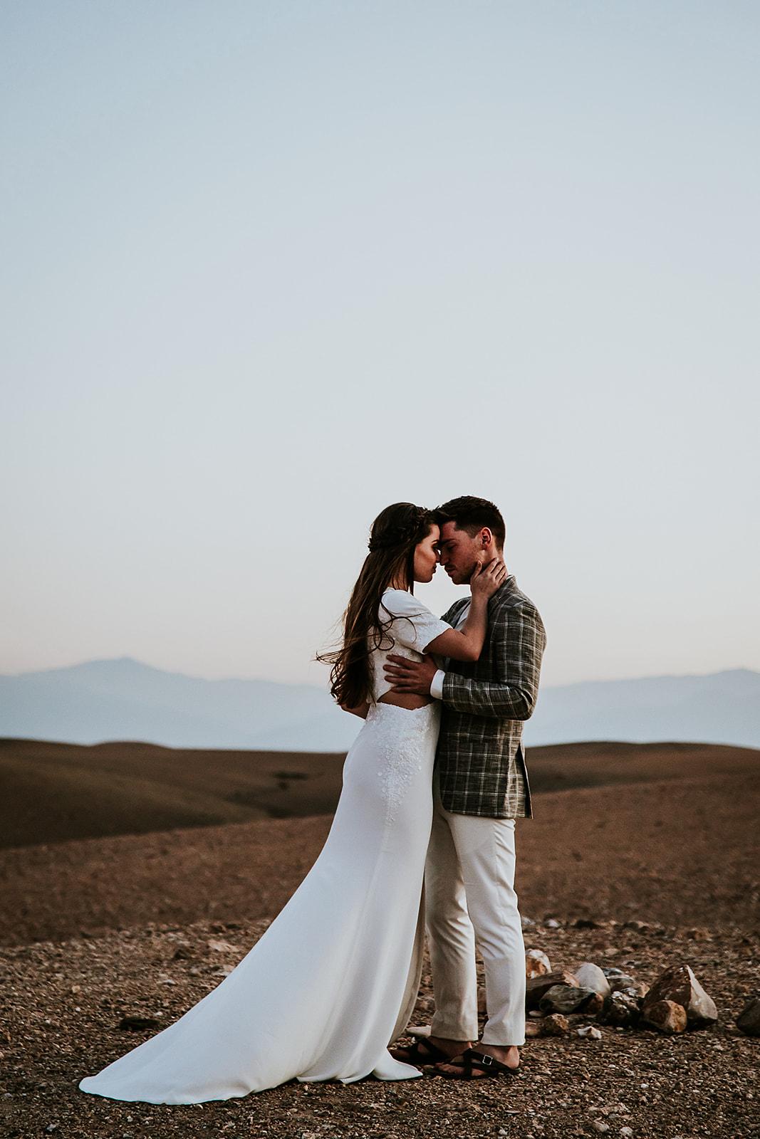 Liefdesfoto's Janine & Harm