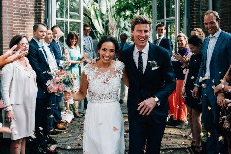 5 tips voor spontane bruiloft foto's